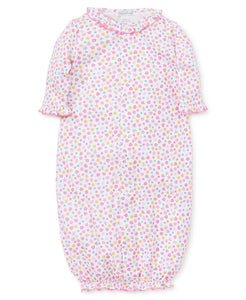 Pineapples Comp Converter Gown Pink