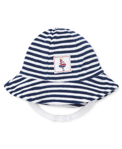 Summer Sails Terry Stripe Sunhat