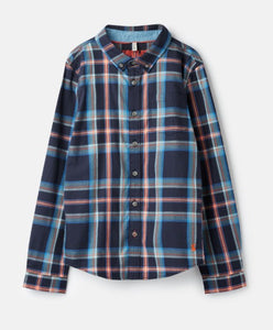 Lachlan Checked Shirt