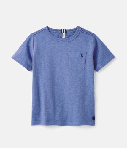 Garment Dye Tee Laundered T-Shirt - Mid Blue