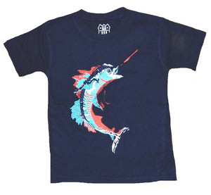 Marlin SS Tee Midnight