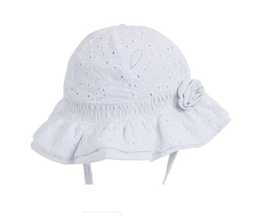 Baby Girls Bell Hat - Agapantha