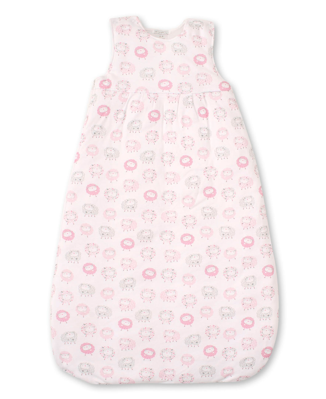 Shabby Sheep Snuggle Bag - Pink Print