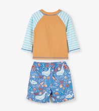 Load image into Gallery viewer, Baby Rashguard Set