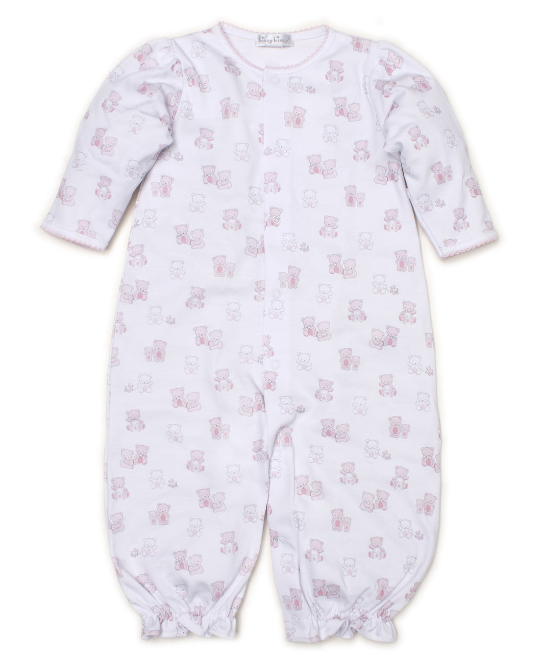 Bear-Y-Cute Conv Gown PRT - Pink