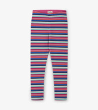 Load image into Gallery viewer, Rainbow Stripe Leggings