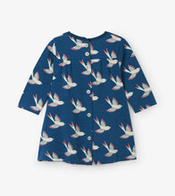Load image into Gallery viewer, Little Birdies Baby Swing Dress