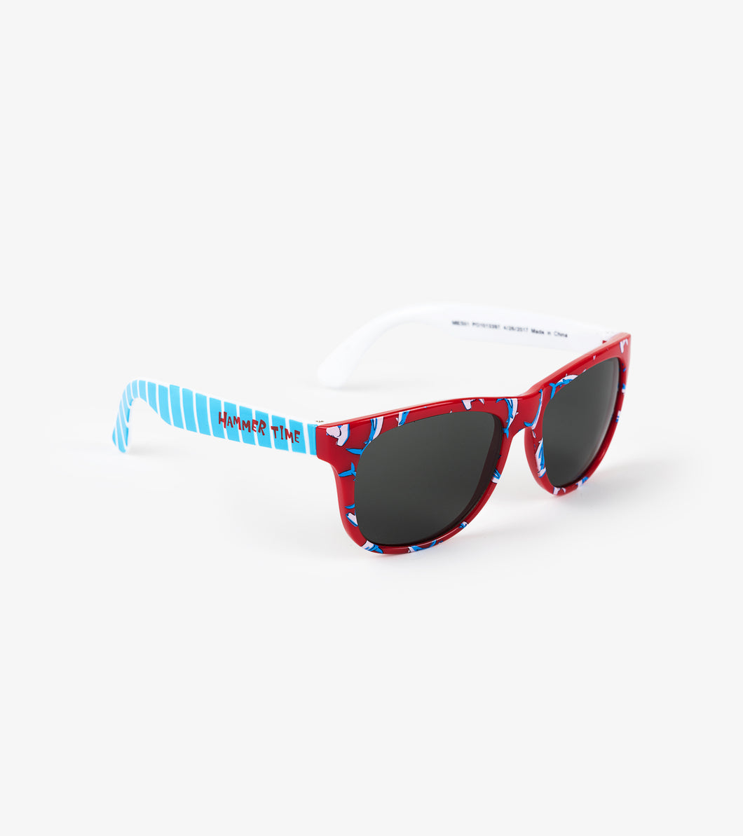 Loop-The-Looping Hammerheads Sunglasses