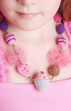 Load image into Gallery viewer, Cupcake Necklace