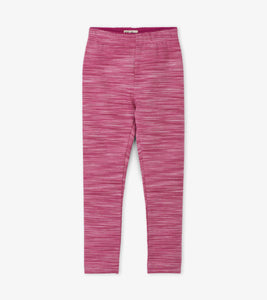 Pink Space Dye Leggings