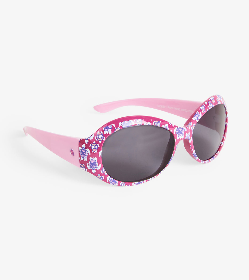 Watercolour Sea Friends Sunglasses