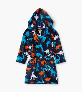Silhouette Dinos Fleece Robe