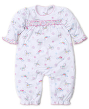 Load image into Gallery viewer, Rainbow Unicorns Playsuit PRT - Multi