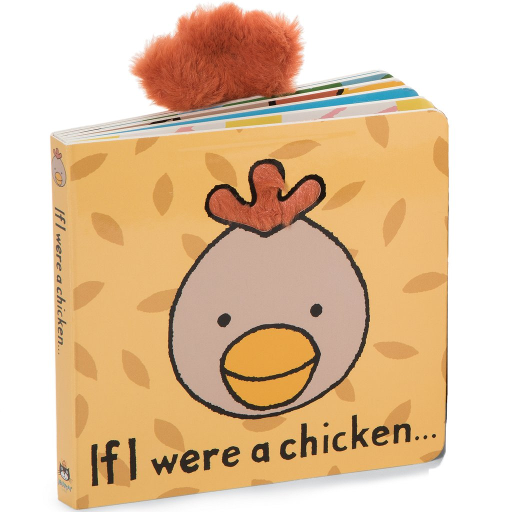 If I Were A Chicken Book Jellycat