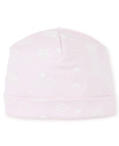 Cotton Clouds Infant Hat Pink