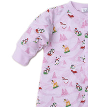 Load image into Gallery viewer, Frosty Friends Conv Gown PRT - Pink