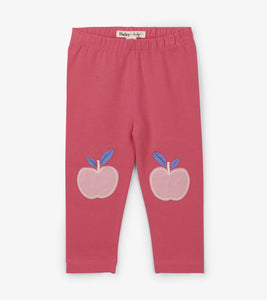 Apple Orchard Baby Leggings