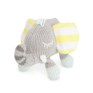 Elephant Rattle Buddy