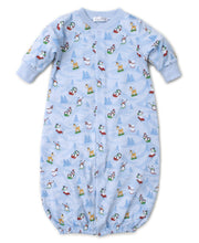 Load image into Gallery viewer, Frosty Friends Conv Gown PRT - Light Blue