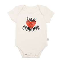 Load image into Gallery viewer, Love Grandma Graphic Bodysuit