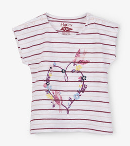 Lovey Birds Baby Tee