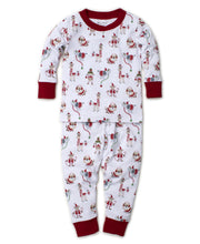 Load image into Gallery viewer, PJs Jungle Christmas Pajama Set Snug - Multi