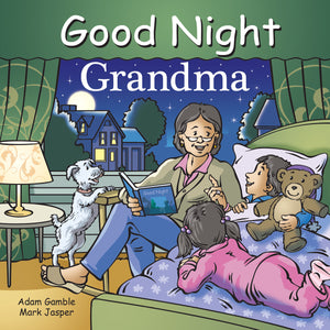 Good Night Grandma Book