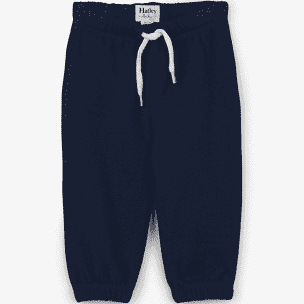 Navy French Terry Joggers
