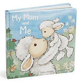 My Mom and Me Book Jellycat