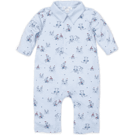 Dragon's Den Playsuit PRT - Light Blue
