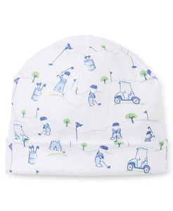 First Tee Print Hat Blue