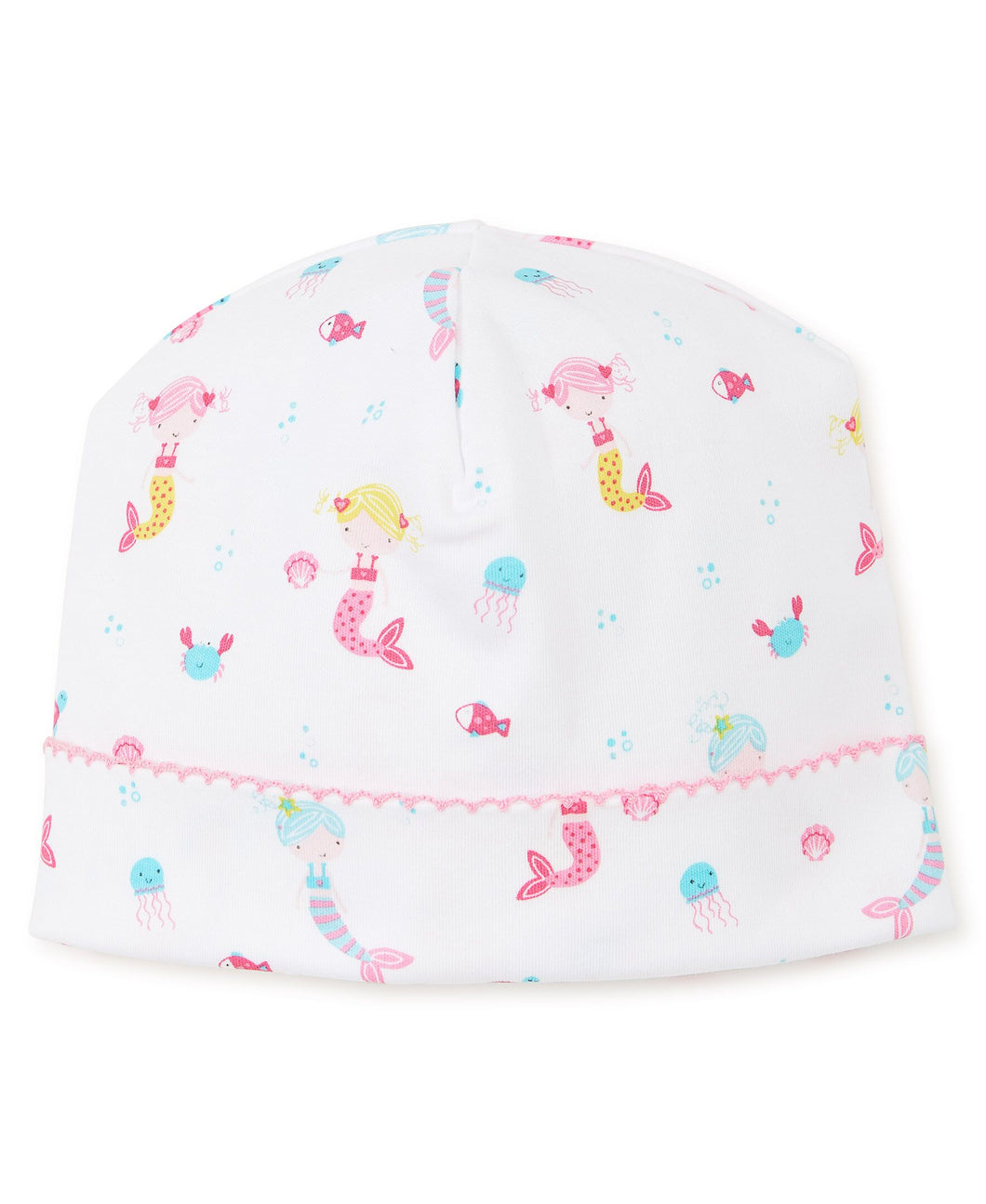 Mermaid Fun Print Hat