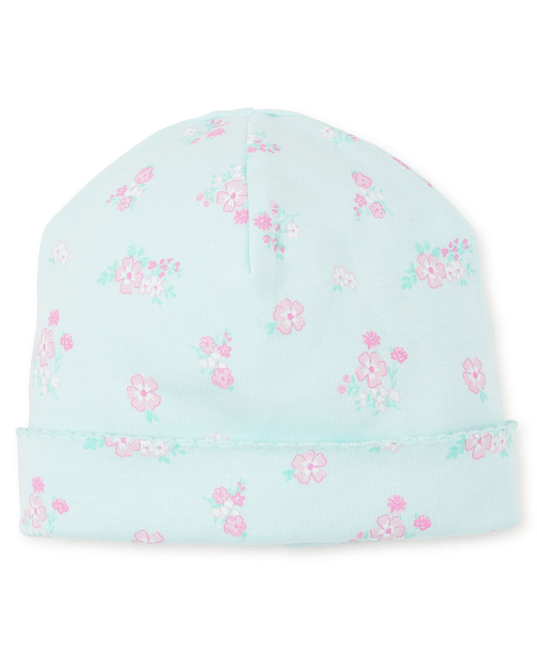 Summer Cheer Mint Print Hat