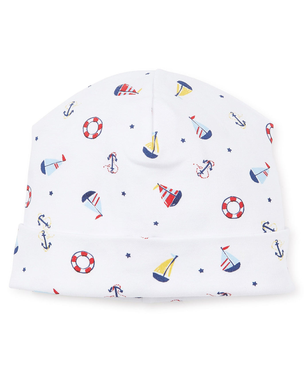 Summer Sails Print Hat