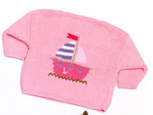 Whale Watch Sweater