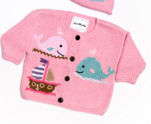 Load image into Gallery viewer, Whale Watch Sweater