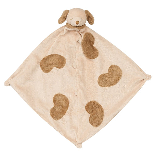 Brown Puppy Blankie