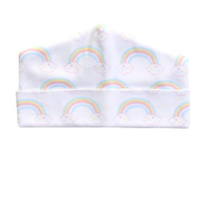 Rainbows Printed Hat PK
