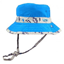 Load image into Gallery viewer, Baby Boys Bucket Hat - Zap Blue