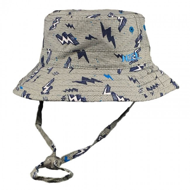 Baby Boys Bucket Hat - Zap Blue