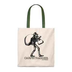 Carpetbagger Clothing, Logo: Tote Bag