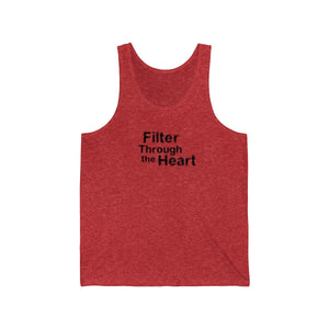 Filter Through the Heart, Blurred: Tank
