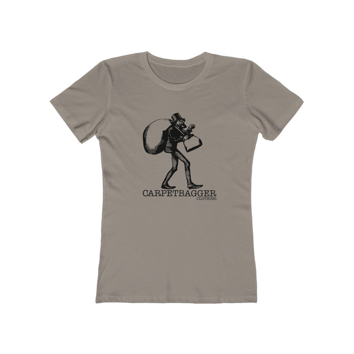 Carpetbagger Clothing, Logo: Women's Tee