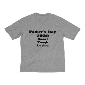 Smart Tough Loving Men's Heather Dri-Fit Tee