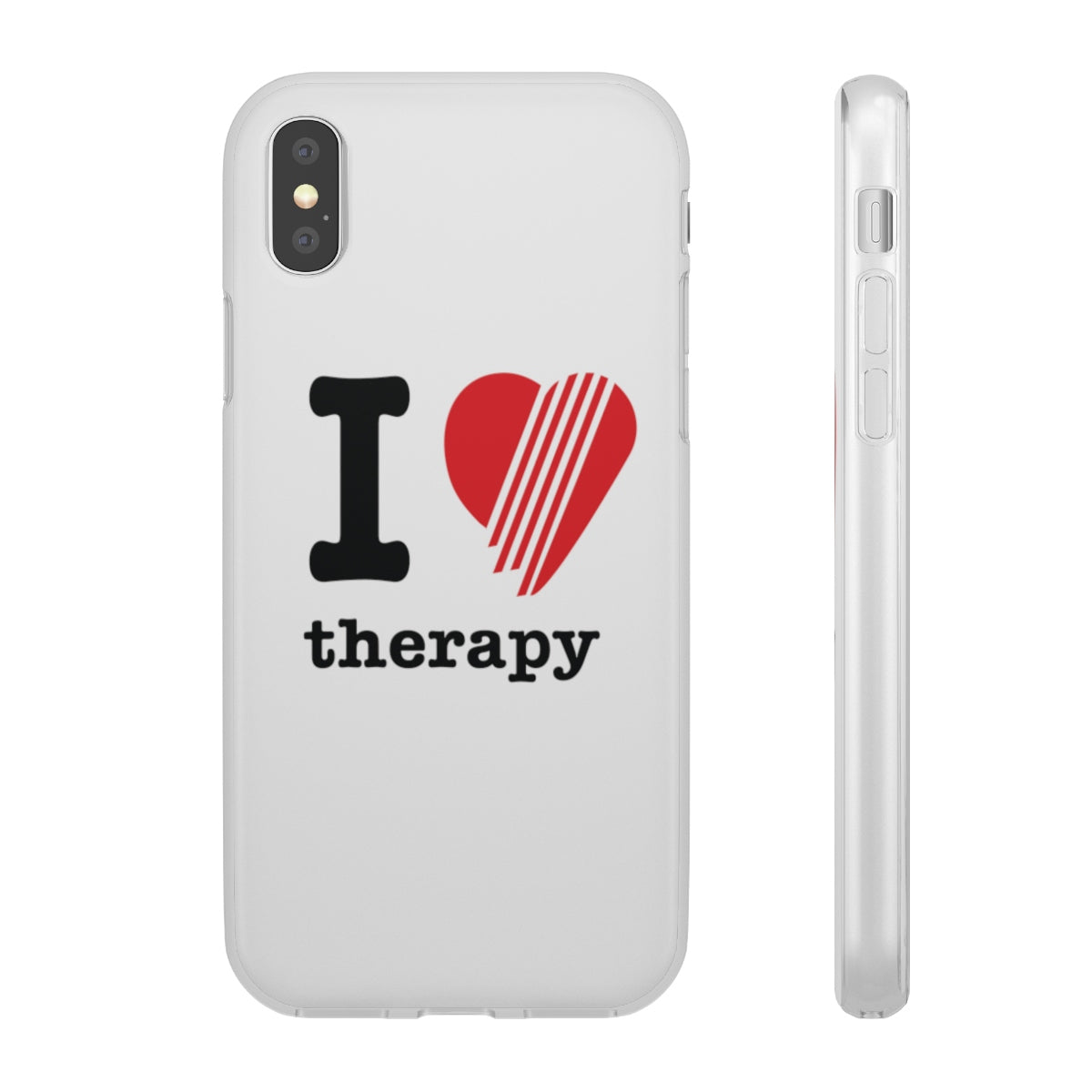 I Love Therapy: Phone Case