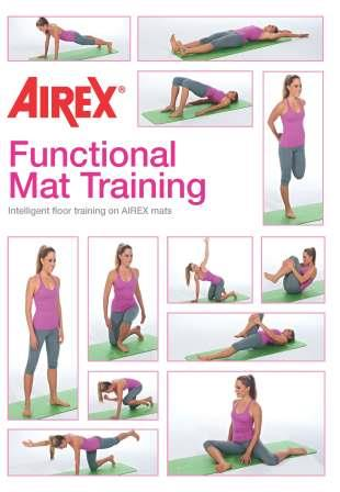 Airex® DVD Airex Mats – English