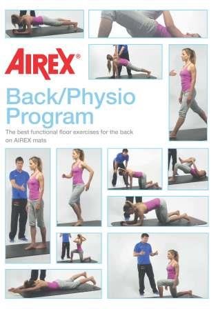Airex® DVD Airex Back/Pt – English