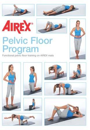 Airex® DVD Airex Pelvic – English