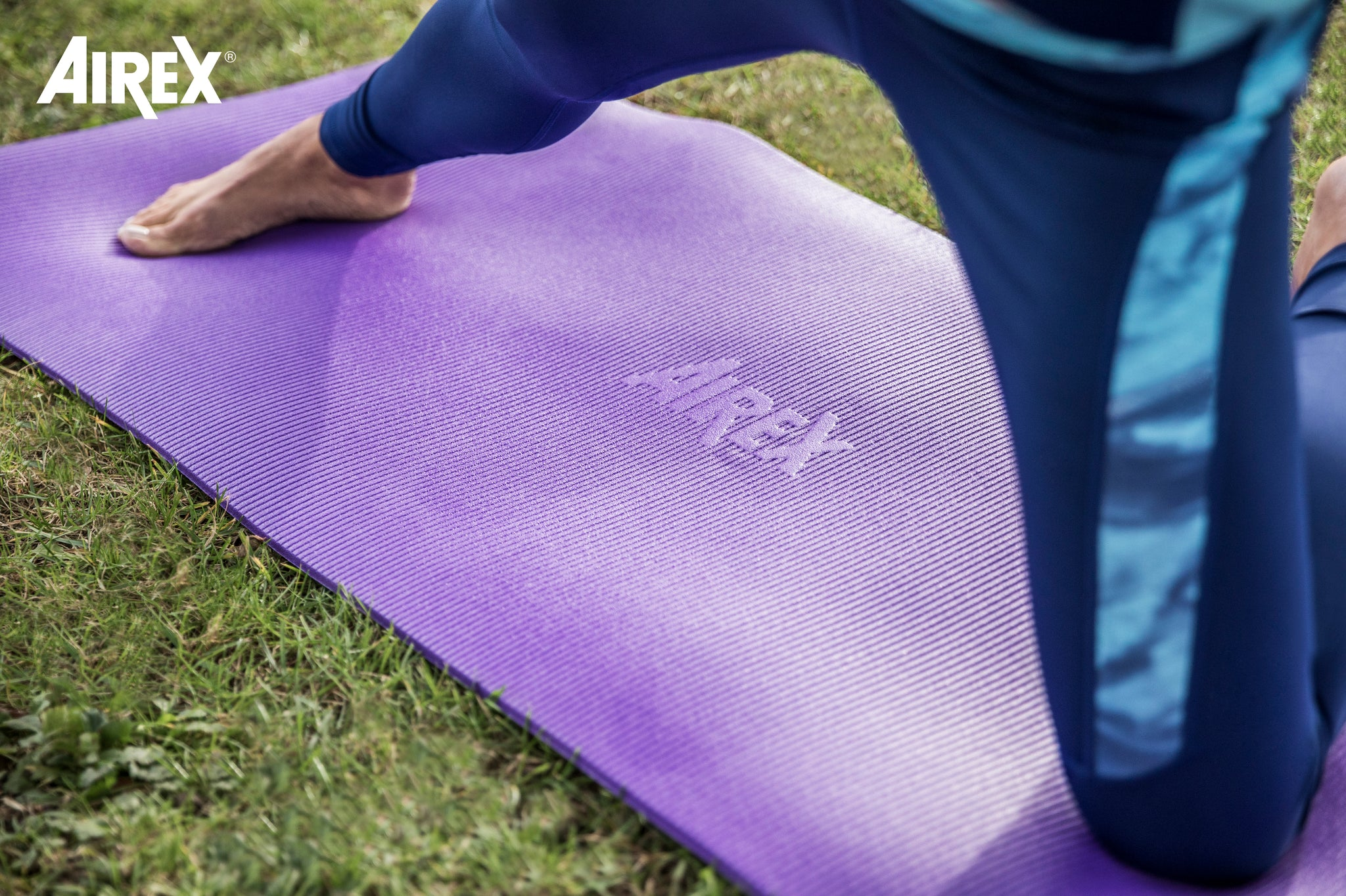 Airex Exercise Mat Yogapilates 190 Airex Us