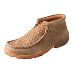 Angled picture of the outter side of the Men's Twisted X Chukka Driving Moc MDM0033